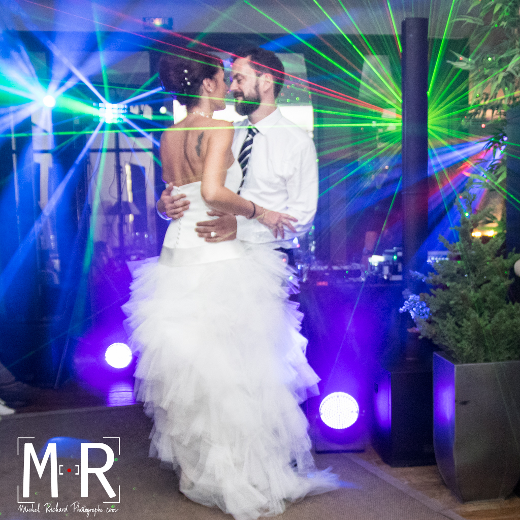la première danse des mariés - slow