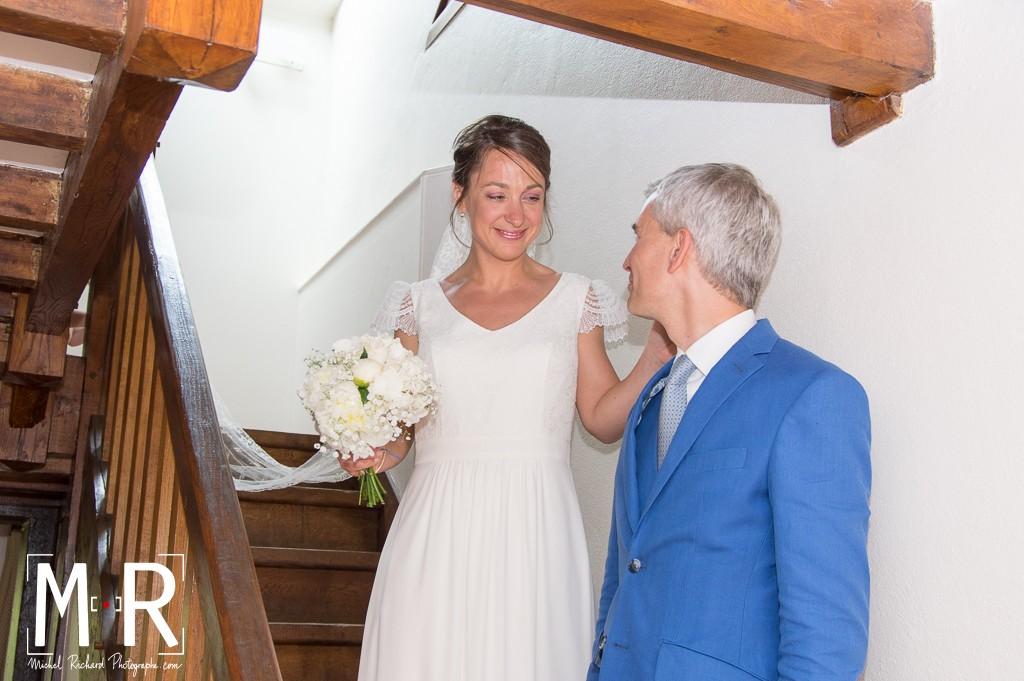 première rencontre des mariés - first look
