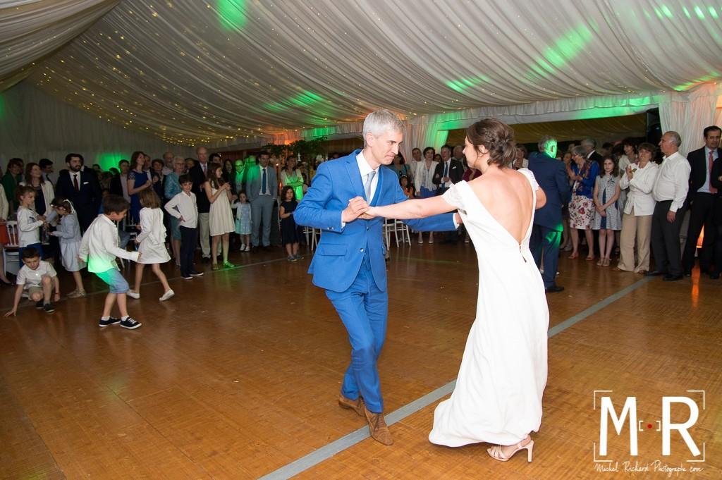 première danse des mariés - rock mariage