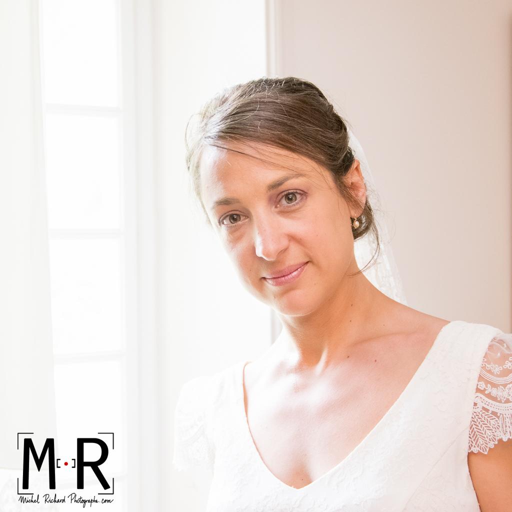 la mariée en high key - bride higk key