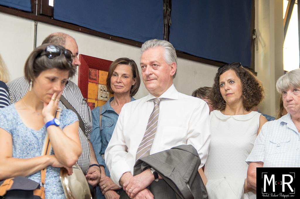 Bernard Gauducheau et Isabelle Debré